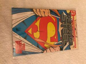 THE MAN OF STEEL #1 DC COMICS 1986