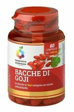Bacche di Goji, 60 compresse, 1100 mg optima naturals, colours of life