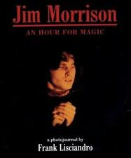 Jim Morrison: An Hour for Magic-ExLibrary