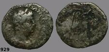 Trajan Quinarius, small, rare, collected VICTORY on reverse, Silver