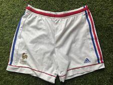 Pantaloncini Calcio FRANCIA shorts football Adidas 1998