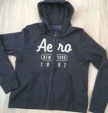Aeropostale Dark Grey Hoodie XL, New without Tags