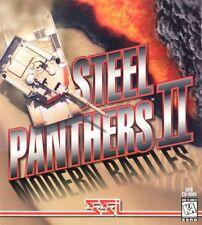 STEEL PANTHERS 2 VOL II MODERN BATTLES +1Clk Windows 10 8 7 Vista XP Install