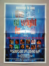 Filmplakat : The Isle of Wight Festival (Baez , Dylan)