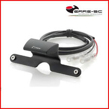 "Rizoma ""ee091b""- License Plate Support Light (with Bracket)"