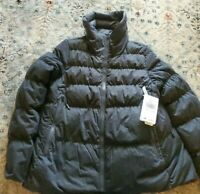 The North Face Womens 800 Down Jacket XL Cryos Wool Insulated Gray $600 Authenti