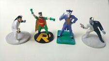 Batman PVC Figuren-Set, 4 Figuren, Batman Animated, Applause 1992