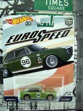 '18 HOT WHEELS ALFA ROMEO GIULA SRINT GTA NEW IN BOX CAR CULTURE EURO SPEED