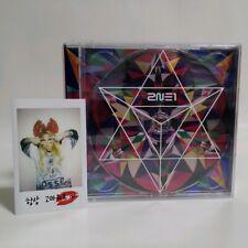 CD 2NE1 The 2nd Album CRUSH with Photocard Korea Press