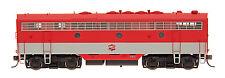 InterMountain HO 49573S MKT F7B Locomotive DCC Sound