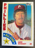 1984 Topps All-Star Mike Schmidt #388 - Philadelphia Phillies - HOF - NM-MT