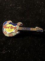 HARD ROCK CAFE Maui Lei Stratocaster Guitar Pin