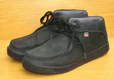 MARC ECKO Black Leather Chukka Ankle Boots Men's 9.5