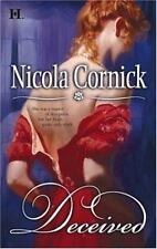 Deceived by Nicola Cornick (2006, Paperback)