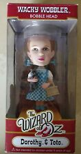The Wizard Of Oz, Dorothy And Toto Funko Bobblehead