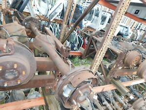 1988-1989 Nissan Pickup Rear Axle Assembly 4x2 4 Cylinder Non-Locking MT 108K