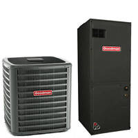 4 Ton Goodman 18 SEER R-410A Two-Stage Variable Speed Heat Pump Split System