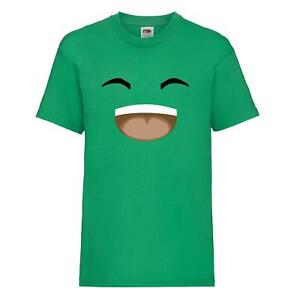 Kids Boys Girls Youtuber Fan Jelly Viral Tdm Gamer Gaming Childrens T-Shirt Tee
