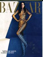 Harper's Bazaar Magazine August 2012 Rihanna EX 070816jhe2