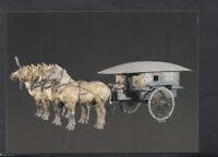 China Postcard - No 2 Bronze Chariot    RR4810