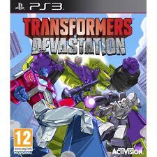 Transformers devastazione GIOCO PS3-Nuovo di zecca!