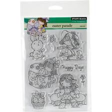 """""""Penny Black Clear Stamps 5""""""""X7""""""""-Easter Parade"""""""