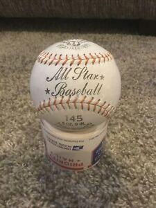 Vintage Tober All Star Baseball 145 Rockville Connecticut