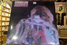 Dungen Live LP sealed silver colored vinyl + mp3 download *indie exclusive*