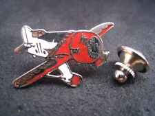 Beau Pin's Démons et Merveilles Avion airplane aircraft rouge