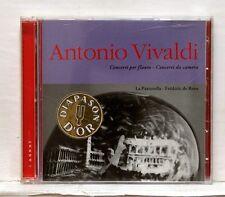 FREDERIC DE ROOS - VIVALDI concerti per flauto, Concerti da camera ASSAI CD NM