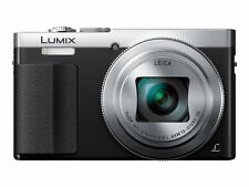 Panasonic LUMIX DMC-ZS50S 12.1MP Digital Camera - Silver
