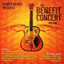 Gov't Mule, Warren Haynes - Benefit Concert 2 [New CD]
