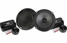 "MTX Thunder61 Thunder Axe Series 6-1/2"" 2-way component speaker system"