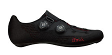 Fizik Road R1 Infinito Knit - 45 /11.25 Road Cycling Shoe Black Knit $450 Retail