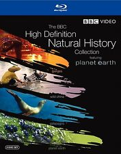 The BBC High Definition Natural History Collection (Planet Earth / Wild China /