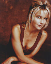 HEATHER LOCKLEAR 8 X 10 PHOTO WITH ULTRA PRO TOPLOADER
