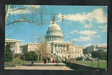 Posted 1963: White House, Washington D.C. USA