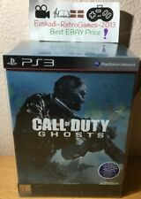"""""""CALL OF DUTY : GHOST"""" Edition Armoured Collector PS3 (PAL SPAIN)"""
