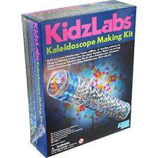 Kaleidoscope Making Science Kit Kidz Labs Christmas Gift Stocking stuffer