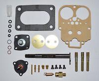 30 DIC Weber Vergaser Reparatur Kit Profi variante, z.B. Fiat 850,Gasket,Service