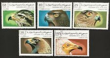 Philatelic STAMPS Thematic -  0007 / BIRDS OF THE WORLD / SAHARA 1996