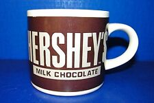 Mug Cup Coffee Tea Hot Cocoa Hersheys Milk Chocolate Candy Bar 1990 Love Mug