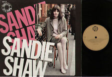 SANDIE SHAW in ITALIANO disco LP 33 g. MADE in ITALY 1967 SIP stampa ITALIANA