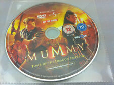 The Mummy - Tomb Of The Dragon Emperor DVD R2 - DISC ONLY in Plastic Sleeve