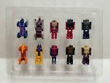 Transformers G1 Headmaster Warriors Figures Ko New