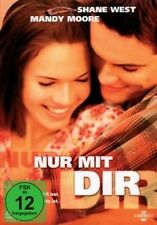 Nur mit Dir - Mandy Moore - Shane West - DVD OVP NEU