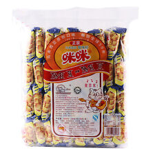 Chinese Snack Crab Flavor Crisp Chips For Party Leisure 马来西亚风味咪咪虾条 蟹味粒 20g*40包