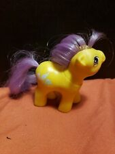My Little Pony Vintage Slumber Party First Tooth Baby Nightcap 1987 G1