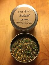 Spicy Mike's Italian Bread Dipping Spice & Italian Seasoning