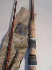"Hardy salmon & pike rod ""The JJH Spinning"" 1926"